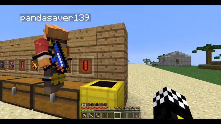 Flans Nerf Pack mod for minecraft 06