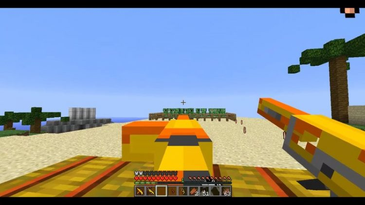 Flans Nerf Pack mod for minecraft 09