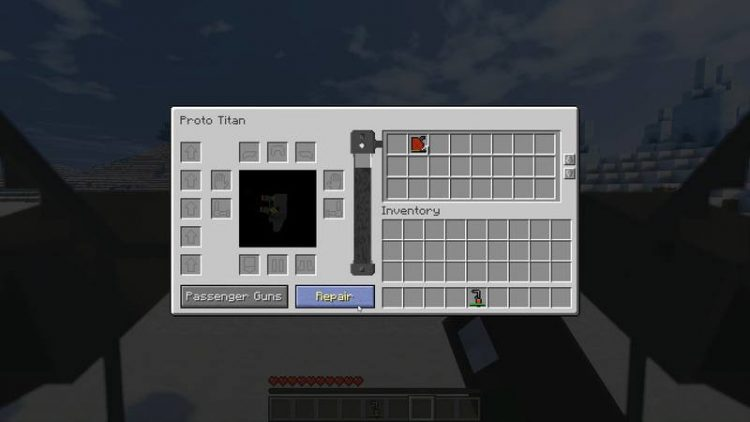 Flans Titan Pack mod for minecraft 06