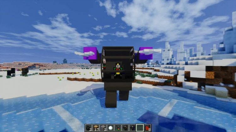 Flans Titan Pack mod for minecraft 08