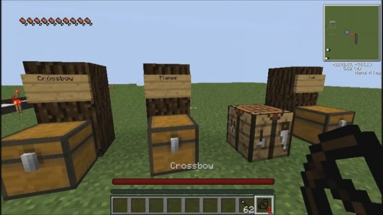 Flans Ye Olde Pack Mod for minecraft 02