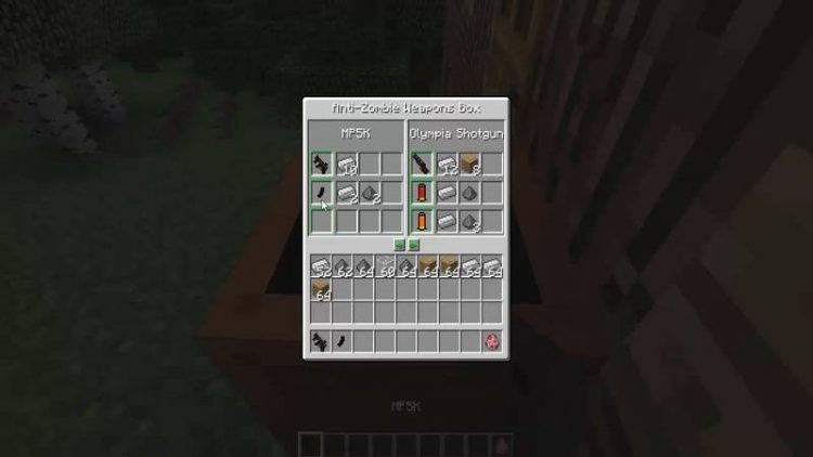 Flans Zombie Pack mod for minecraft 05