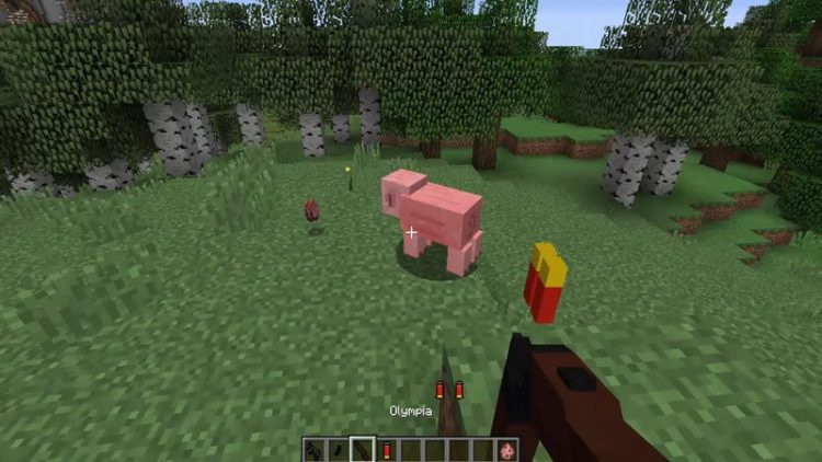 Flans Zombie Pack mod for minecraft 06