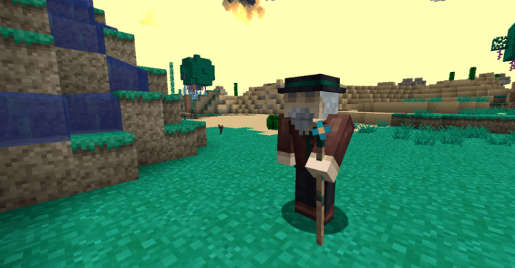 Kether mod for minecraft 01