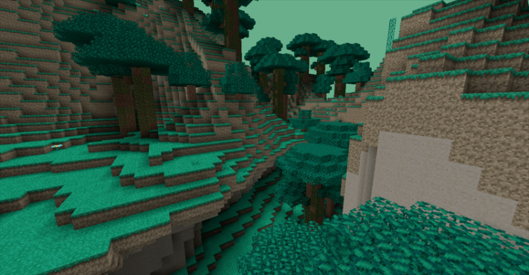 Kether mod for minecraft 05