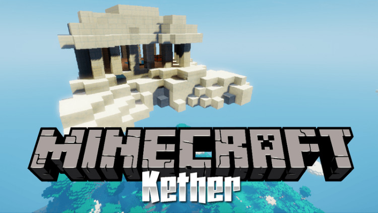 Kether mod for minecraft logo