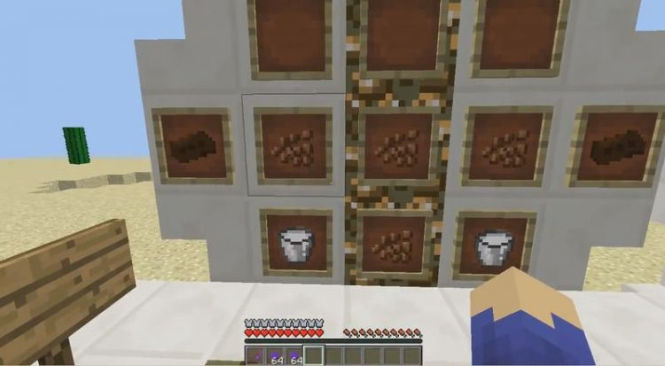 Magical Chocolate mod for minecraft 01