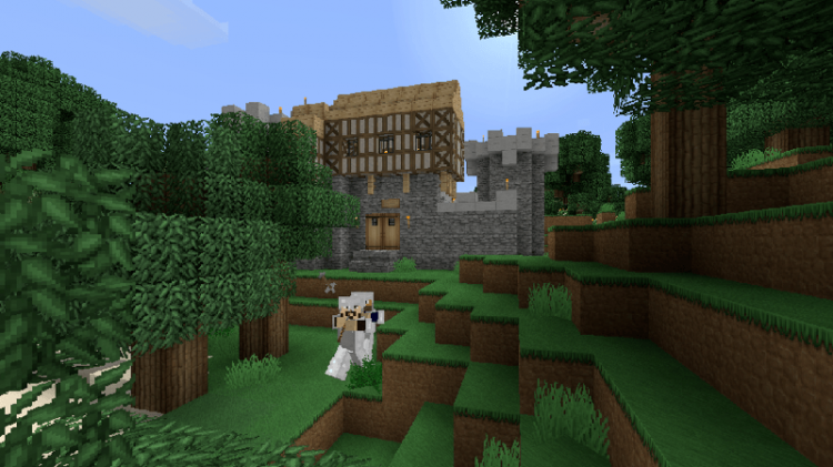 Millenaire mod for minecraft 07