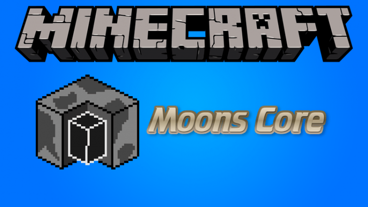 Moons Core SoggyMustache mod for minecraft logo
