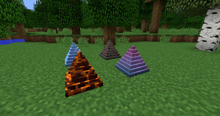 Spikes mod for minecraft 01