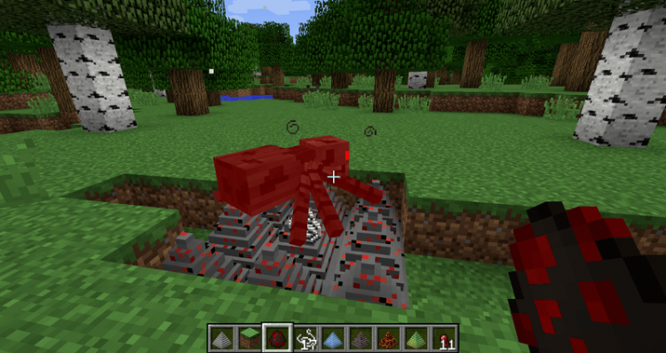 Spikes mod for minecraft 06
