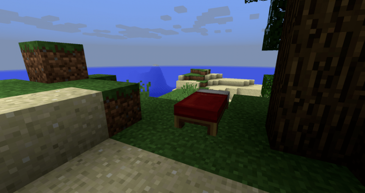 Bed Patch mod for minecraft 01