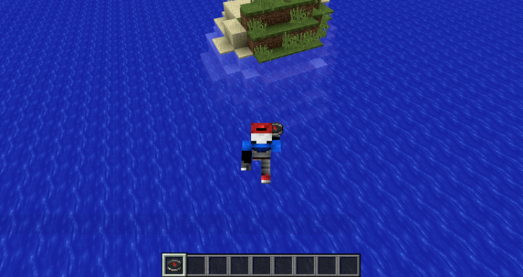Better Compass mod for minecraft 07
