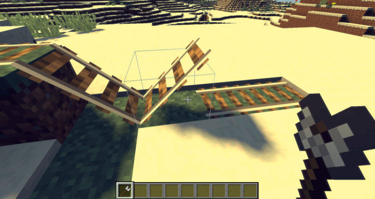 Better Railroads Mod for minecraft 03