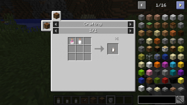 Bottled Milk mod for minecraft 04