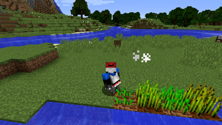 Crop Dusting Mod for minecraft 01