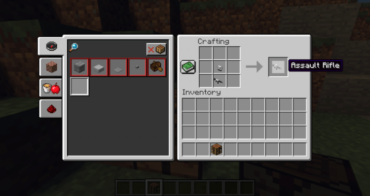 DrCrayfish_s Gun Mod for minecraft 14