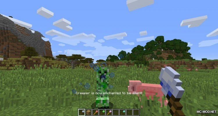 Mob Control Wands Mod for Minecraft 2