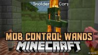 Mob Control Wands Mod for Minecraft Logo