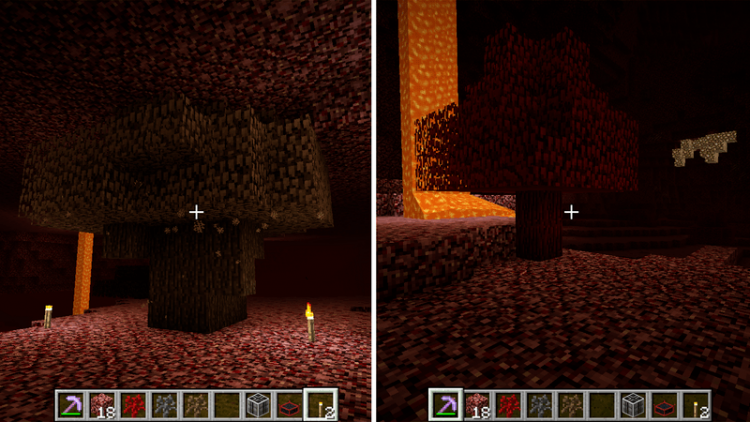 Nether Utils mod for minecraft 03
