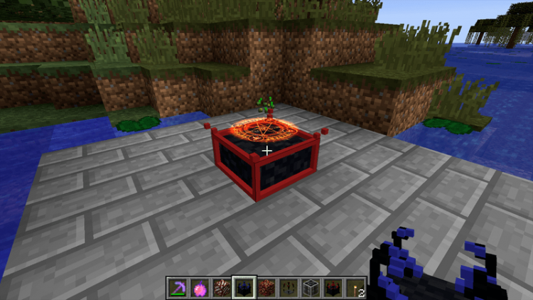 Nether Utils mod for minecraft 07