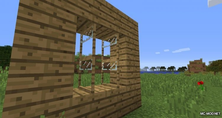 OpenableWindows Mod for Minecraft 3
