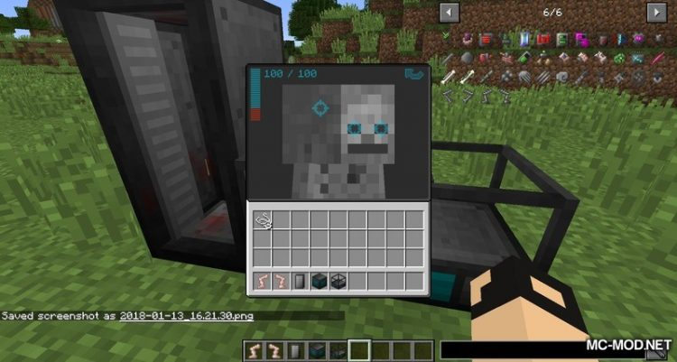 Robotic Parts Mod for Minecraft 2