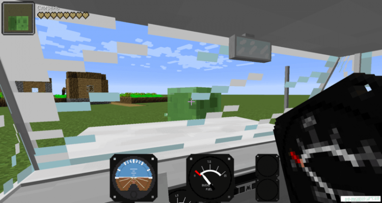 Transport Simulator Mod for minecraft 04