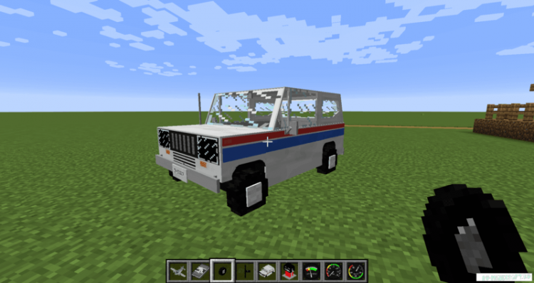 Transport Simulator Mod for minecraft 06