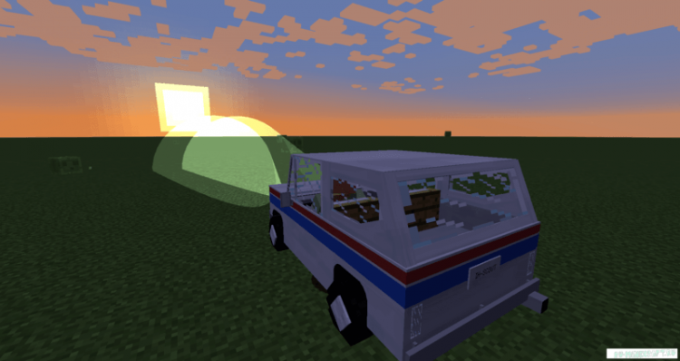 Transport Simulator Mod for minecraft 07