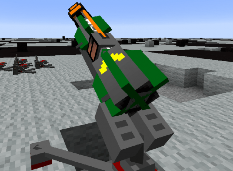 icbm classic mod for minecraft 04
