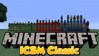icbm classic mod for minecraft logo