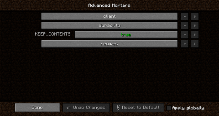 Advanced Mortars mod for minecraft 08