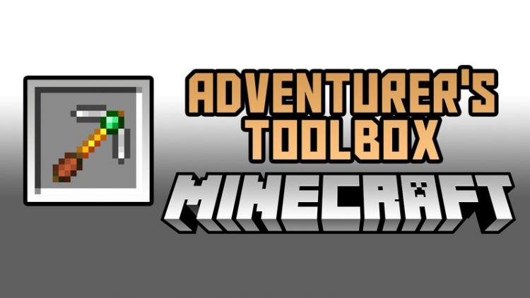 Adventurer_s Toolbox Mod for Minecraft Logo