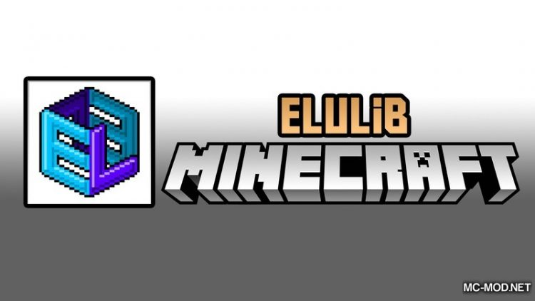 EluLib Mod for Minecraft Logo