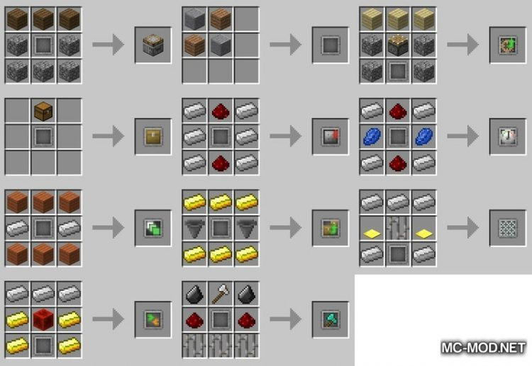 Engineers Workshop Reborn Mod for Minecraft 4