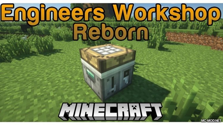 Engineers Workshop Reborn Mod for Minecraft Logo