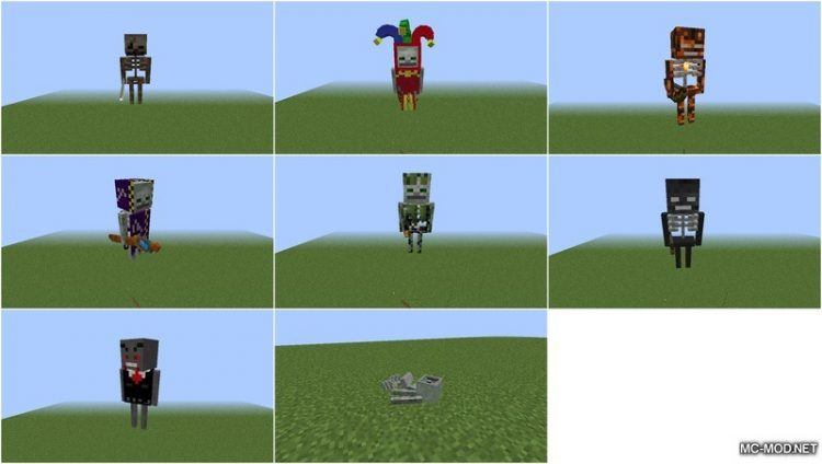 Mobultion Mod for Minecraft 2