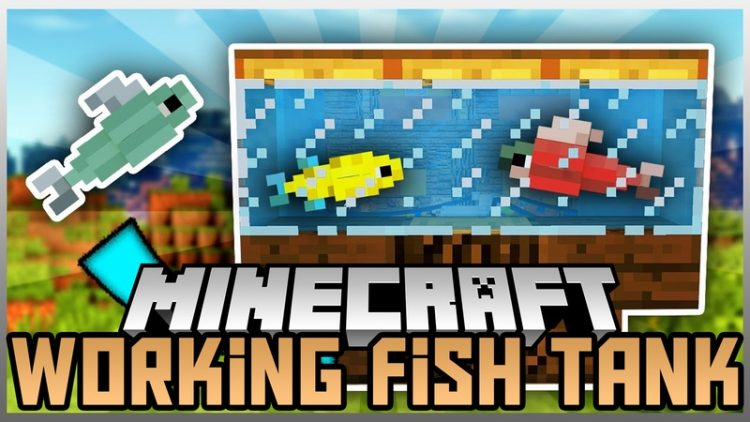 MrCrayfish_s Working Fishtank Mod for Minecraft logo