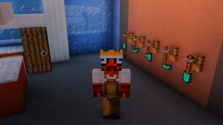 MrCrayfish_s Working Shower Mod for Minecraft 1