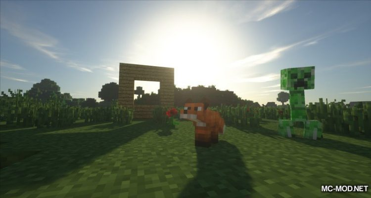 Mystic World Mod for Minecraft 1