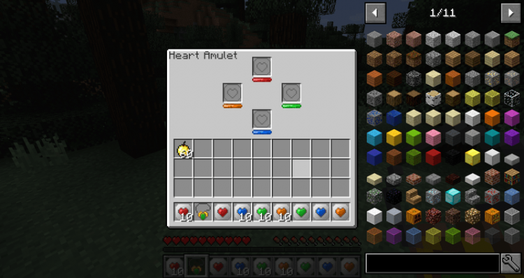 Baubley Heart Canisters mod for minecraft 10