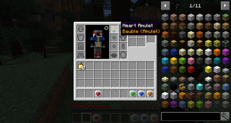 Baubley Heart Canisters mod for minecraft 12