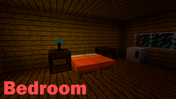 Useful Interior mod for minecraft 06