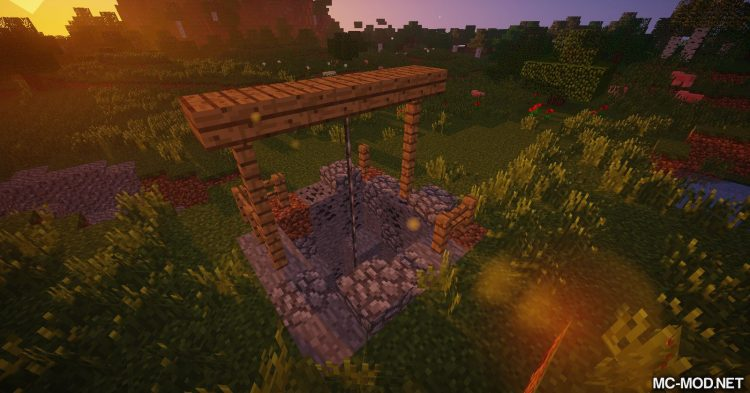 Addtional Structures mod for Minecraft 05
