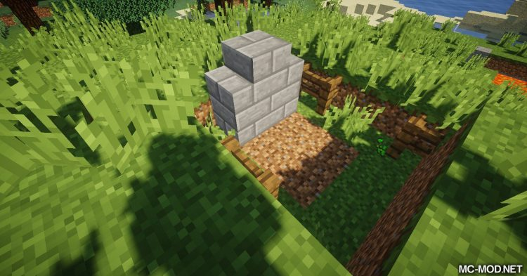 Addtional Structures mod for Minecraft 06