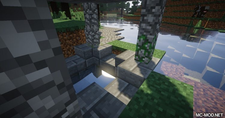 Addtional Structures mod for Minecraft 10