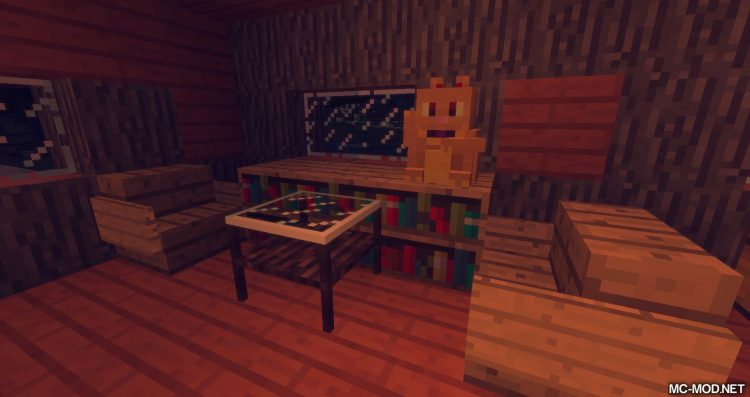 Better Deco mod for minecraft 04
