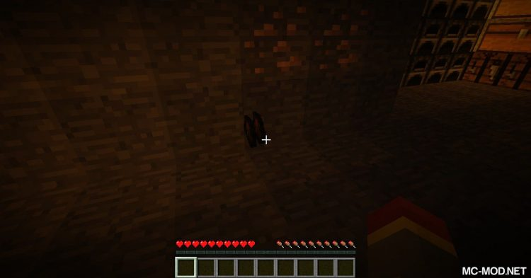 Burning Torches mod for Minecraft 06