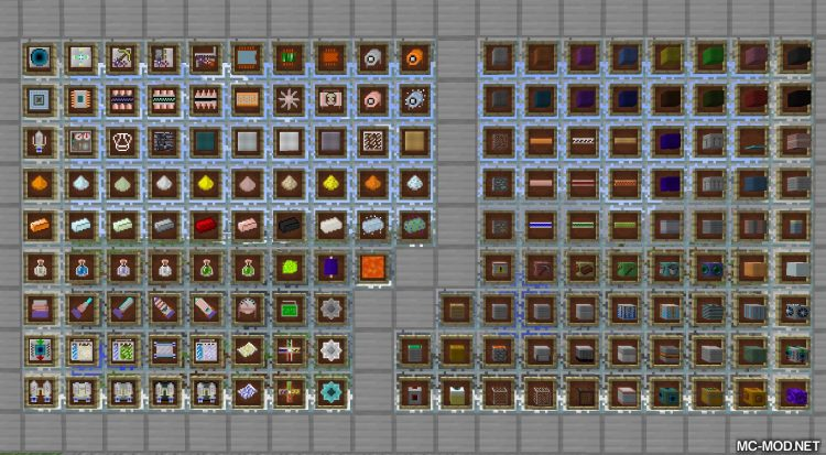 CD4017BE Library mod for minecraft 05